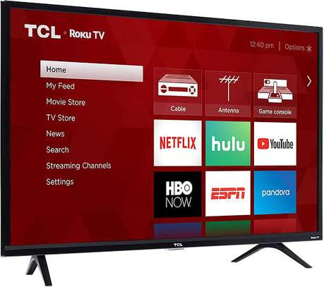"""TCL 55"""" smart 4k android"""