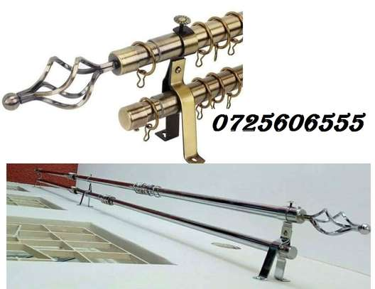 QUALITY CURTAIN RODS image 4