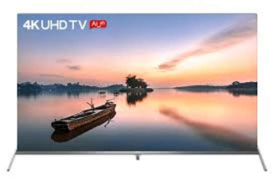 """TCL 55"""" 55P8 Smart Android 4K QUHD TV- AI-IN Series P, Netflix, YouTube image 2"""