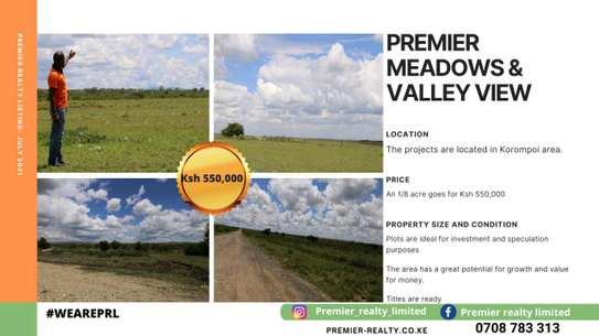 Selling prime plots in Korompoi for immediate development and at KAG University. image 3