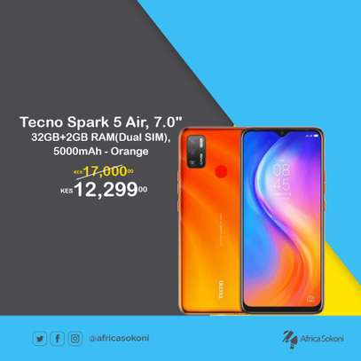 "Tecno Spark 5 Air, 7.0"" image 1"