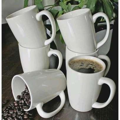 White mug sets image 1