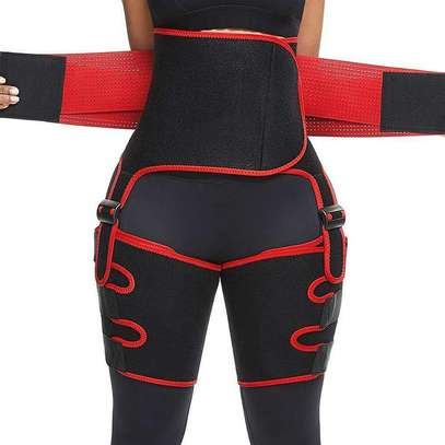 3 in 1 waist and thigh trimmer image 3