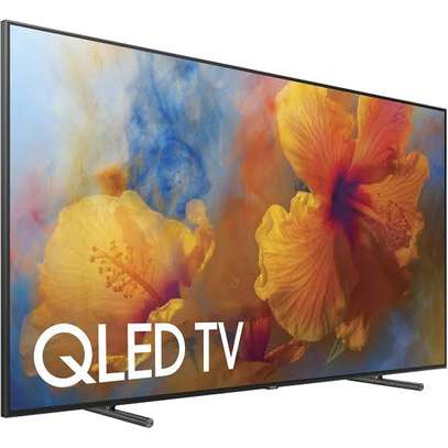 Tcl 55 inch smart Android tv Q LED