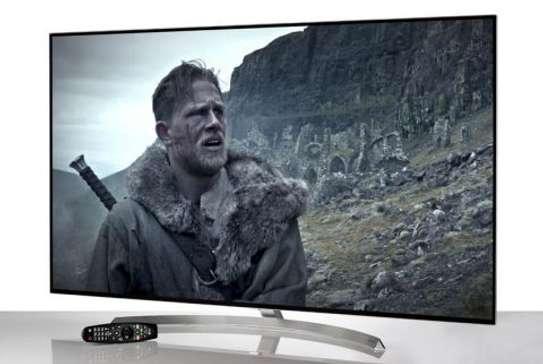 LG 55 Inch 4K Ultra HD OLED Smart TV - 55B7V. Call Now image 4