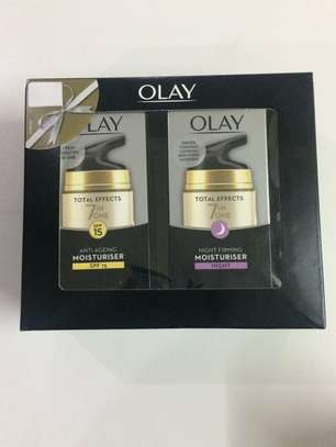 Olay Total Effects Day & Night Cream Bundle 74ml