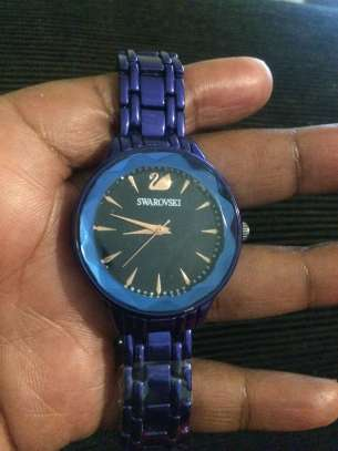 SWAROVSKI Blue watch