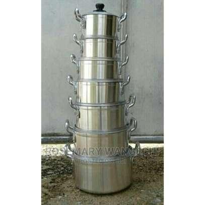 Heavy Duty Tornado Aluminum Material Sufurias image 1