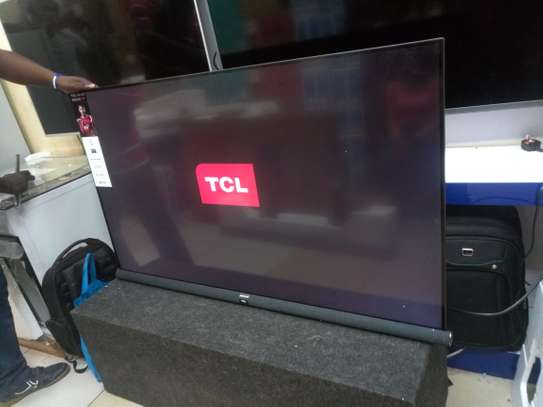 TCL 55 inch smart mankadon smart android TV at 69000