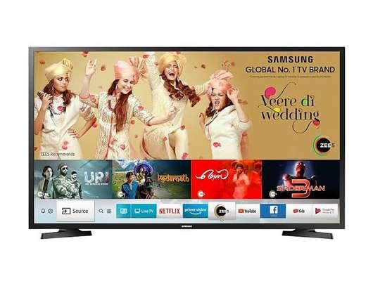 Samsung 55 inches digital smart 4k tv 55NU7090 image 1