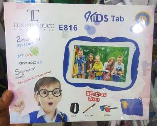 kids tablets 2GB RAM 16GB STORAGE luxury touch E816 image 1