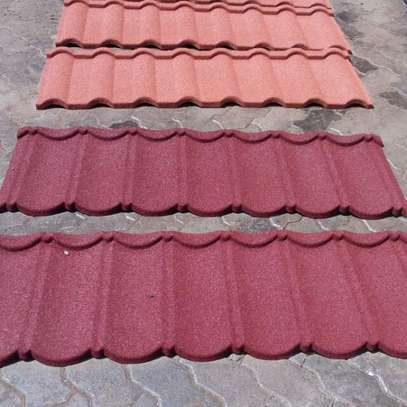 Classic Sand Coated Tiles