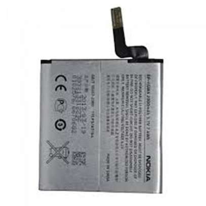 Nokia Replacement Battery For Lumia 720 - Silver image 1