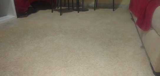 Cream carpet. For sale 7 by 10 image 2