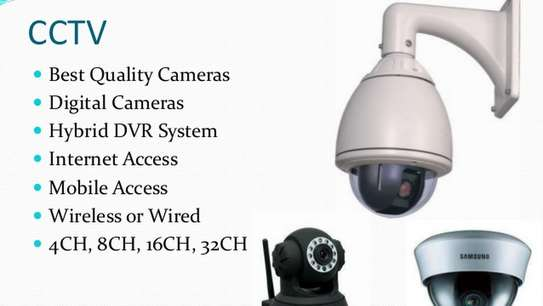 CCTV Installation, consultancy & maintenance image 1