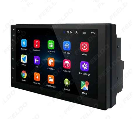 2din universal Android Car DVD