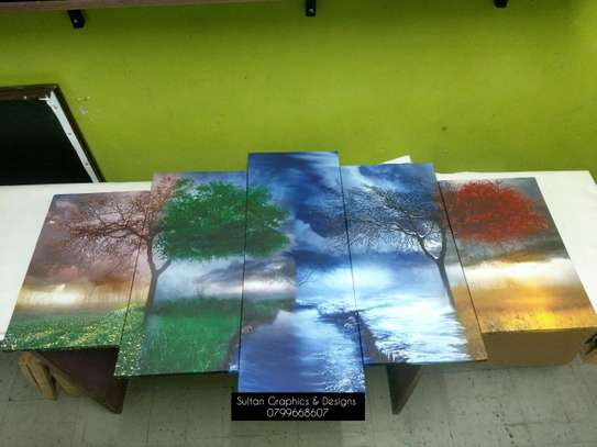 Canvas wall hangings image 2