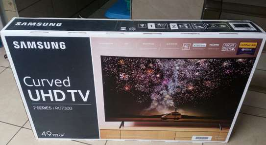 "Samsung 49"" 4K UHD Smart LED TV image 2"