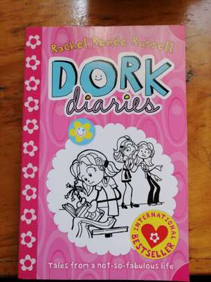 Dork Diaries story books image 1