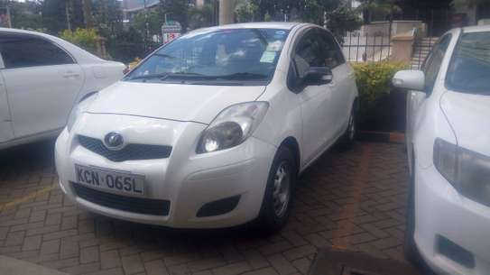 Toyota Vitz for Hire image 1