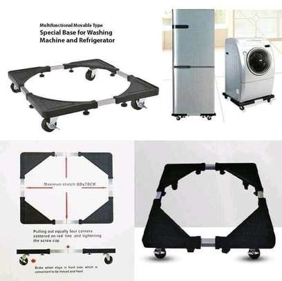 Fridge&washing machine stand
