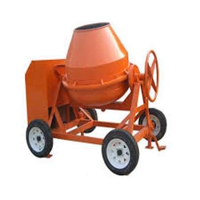 Concrete mixer 500L image 1