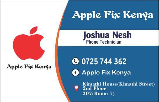 Apple Fix Kenya image 1