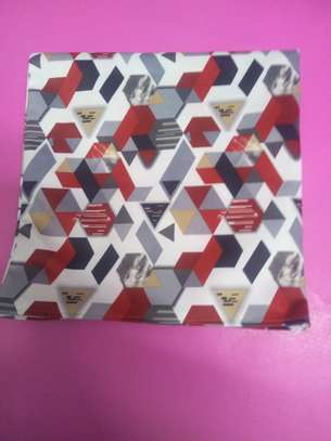 Designer and African heritage pillow cases image 3