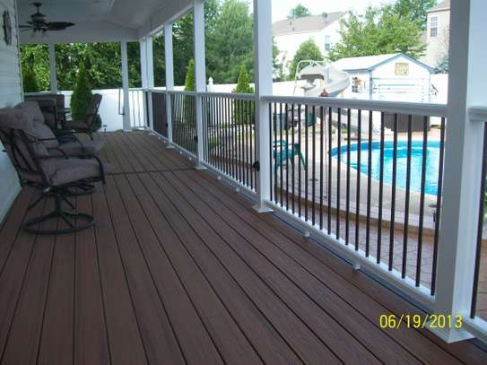 COMPOSITE DECK BOARD.