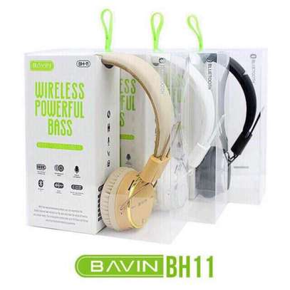 Bavin Wireless Headphones