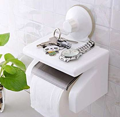 Tissue holder with sunction image 1