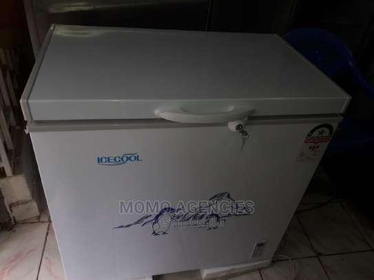 Icecool Deep Freezer 169 Litres image 1