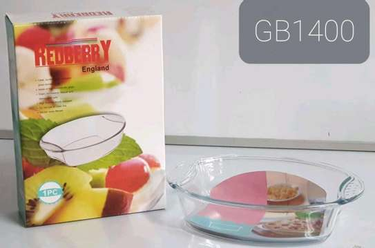 Gb1400 heat resistant glass image 1