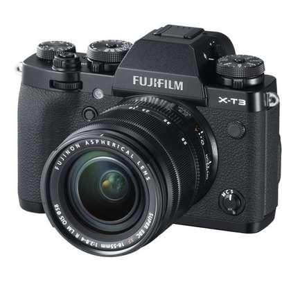 FUJIFILM X-T3 Mirrorless Digital Camera with 18-55mm Lens image 2