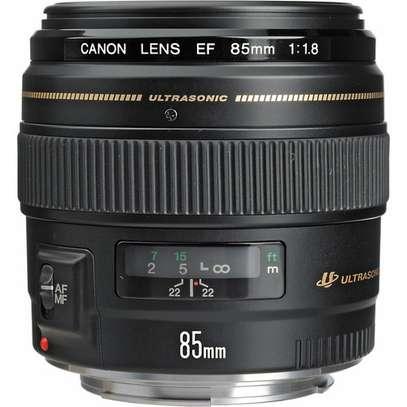 Canon EF 85mm f/1.8 USM Lens image 1