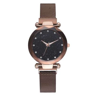 Luxury Crystal Star Sky Women Watches