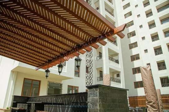 Furnished 1 bedroom apartment for rent in Kileleshwa image 12