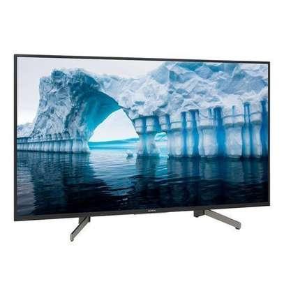 "Sony 49 X75H - 49"" - 4K UHD Android Smart Digital TV - Black image 1"