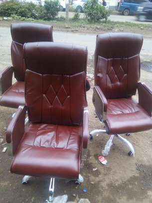 Executive officer chairs image 2