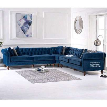 Top rated chesterfield sofa sets for sale in Nairobi Kenya/six seater corner sofa/Three piece corner sofas for sale in Nairobi Kenya image 1