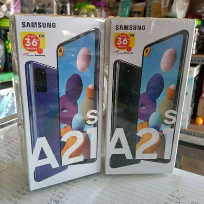 "Samsung Galaxy A21s, 6.5"", 64GB + 4GB RAM (Dual SIM), 4000 MAh image 3"