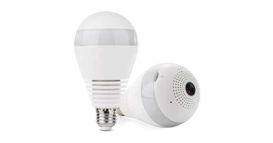 Cctv Camera Bulb image 1