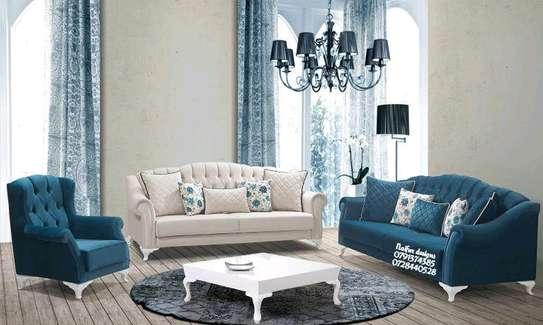 Livingroom inspiration/modern set of sofas/three seater sofas/one seater sofas image 1