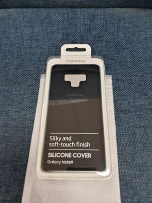 Silicone Case for Samsung Note 9 image 5