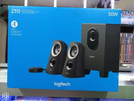 logitech Z313 speakers image 1