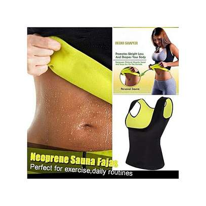 Quality Slimming Vest Belly Fitness Belt Waist Sport Waist Support Sauna Waist Lady Weight Loss Belt