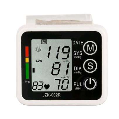 Wrist blood pressure monitor image 2