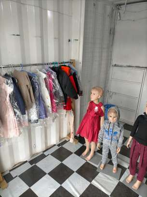 Baby clothes shop for sale image 1