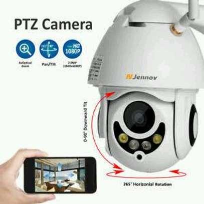 PTZ  Smart Sim enabled(4G) camera image 2