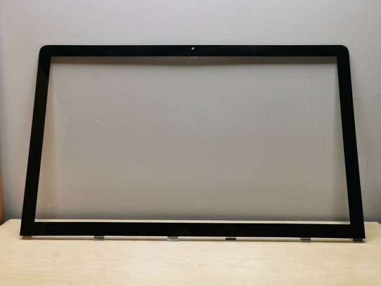 Apple iMac 27-Inch Mid-2011 / Mid-2012 A1312 Front Glass Panel Screen Cover image 3